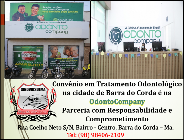 OdontoCompany - Barra do Corda